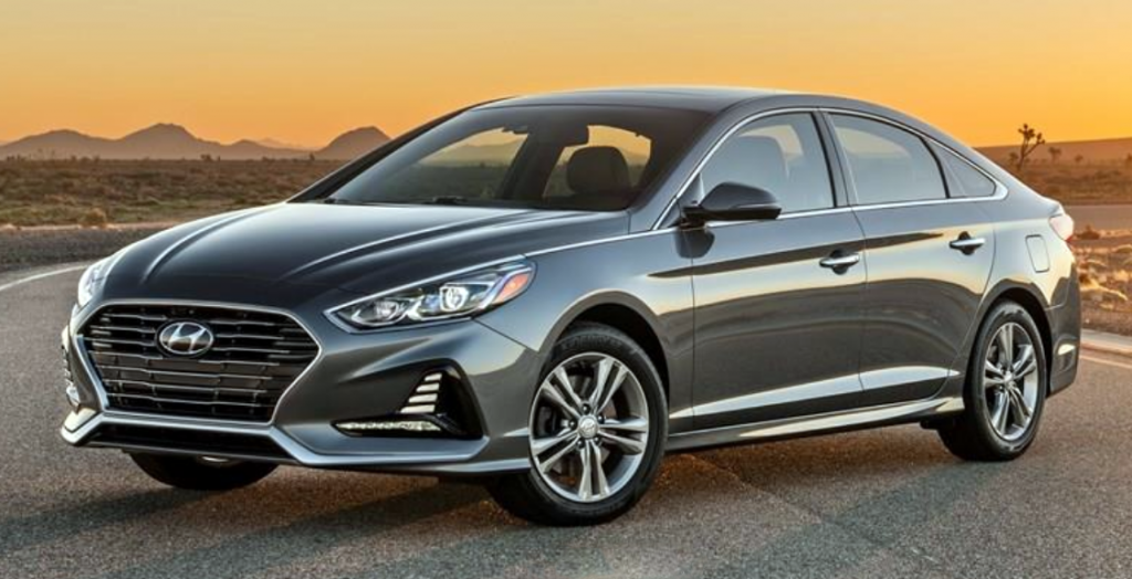 New York Auto Show Hyundai Sonata The Daily Drive - New york car show 2018