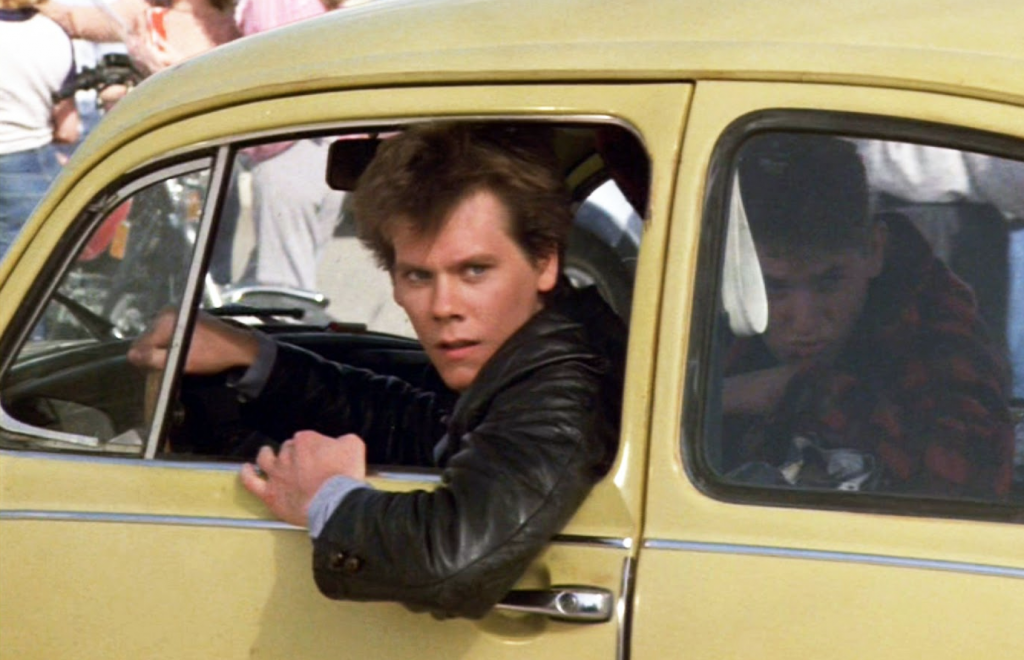 Kevin Bacon, Footloose, Beetles in Movies