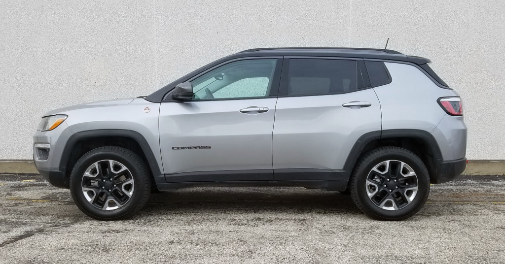 Test Drive: 2017 Jeep Compass Trailhawk | The Daily Drive ...