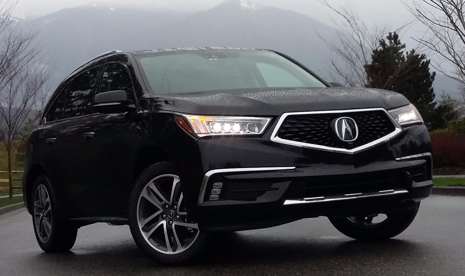 2017 acura mdx sport hybrid sh awd the daily drive consumer guide. Black Bedroom Furniture Sets. Home Design Ideas