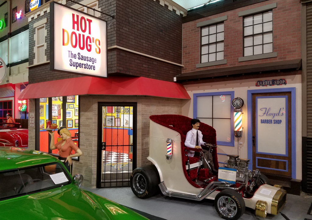 Klairmont Kollection, Hot Doug's