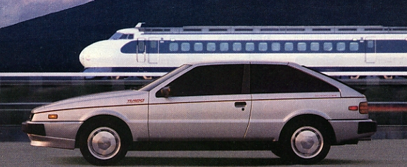 1986 Isuzu Impulse