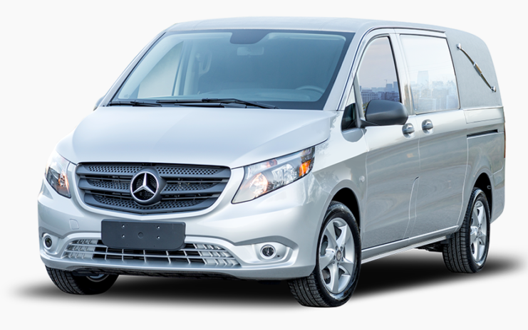 Mercedes-Benz Metris by K2