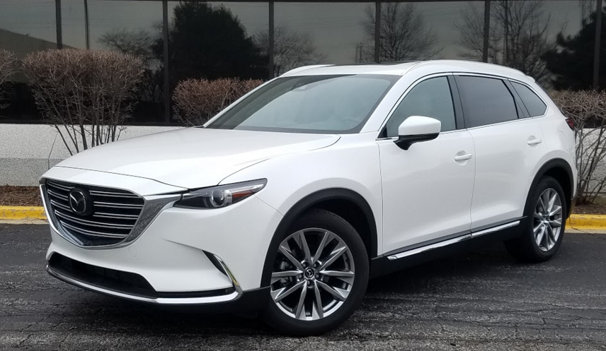 2017 mazda cx-9 grand touring the daily drive | consumer guide®