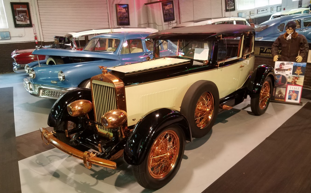 1926 Rickenbacker Eight Super Sport