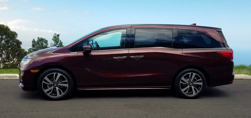 first spin 2018 honda odyssey the daily drive consumer guide the daily drive consumer guide. Black Bedroom Furniture Sets. Home Design Ideas