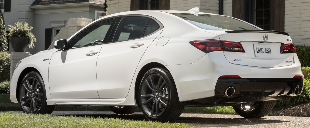 Acura TLX The Daily Drive Consumer Guide - Tires for 2018 acura tl