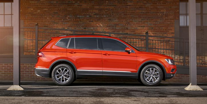 First Spin: 2018 Volkswagen Tiguan | The Daily Drive | Consumer Guide® The Daily Drive ...