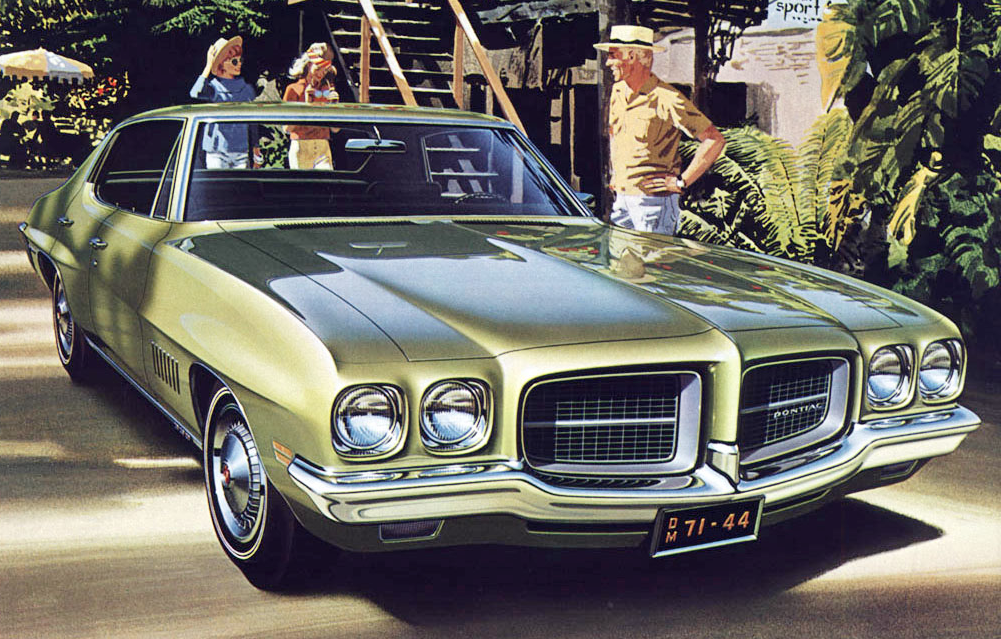 1971 Pontiac LeMans, Slowest Cars of 1971