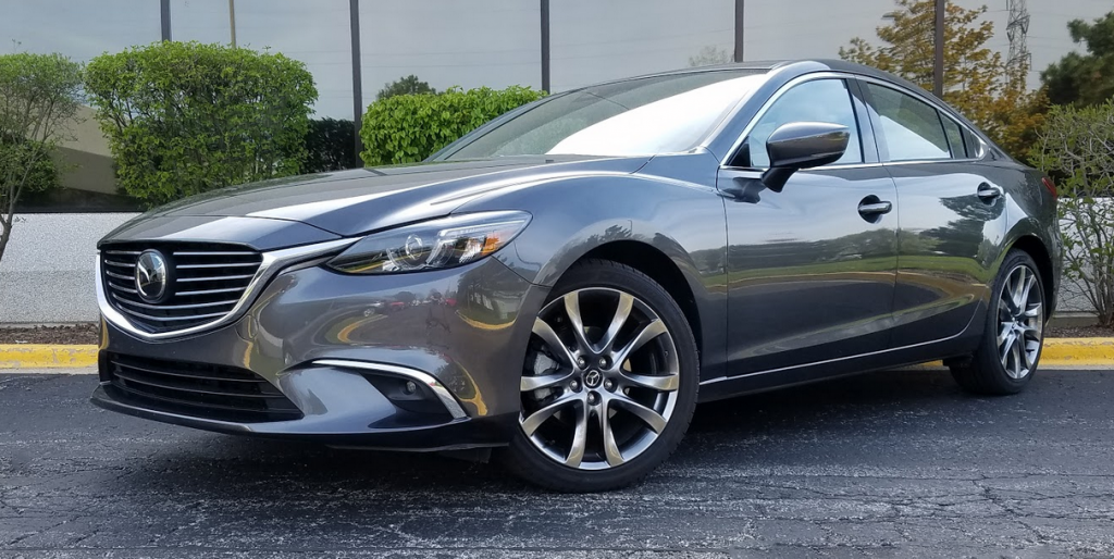 test drive: 2017 mazda 6 i grand touring | the daily drive