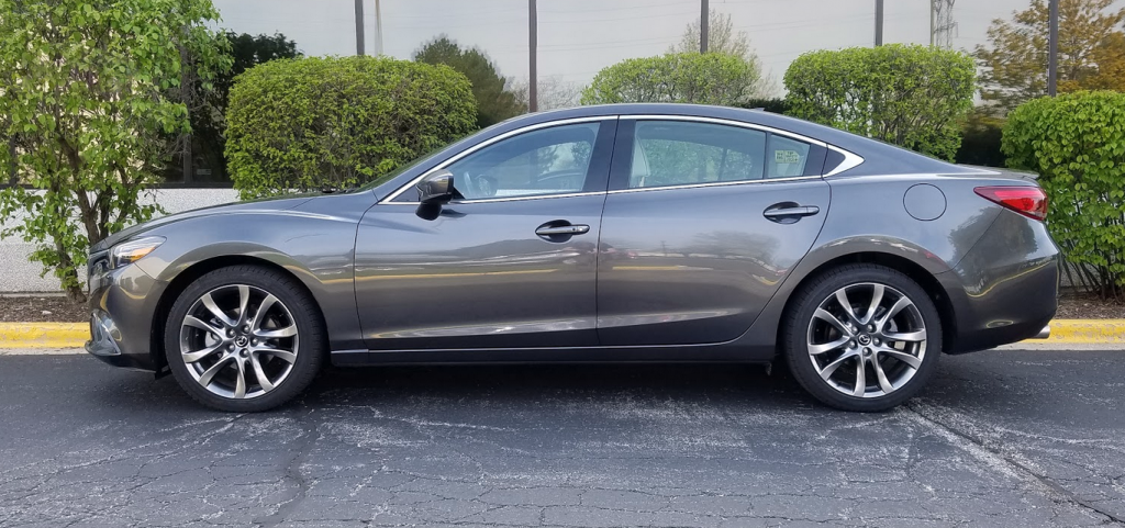 Test Drive 2017 Mazda 6 I Grand Touring The Daily Drive