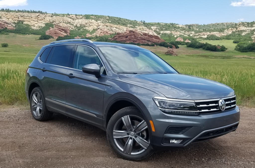 first spin 2018 volkswagen tiguan the daily drive consumer guide the daily drive. Black Bedroom Furniture Sets. Home Design Ideas