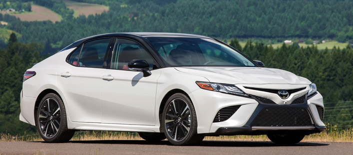 2018 Toyota Camry The Daily Drive | Consumer Guide®