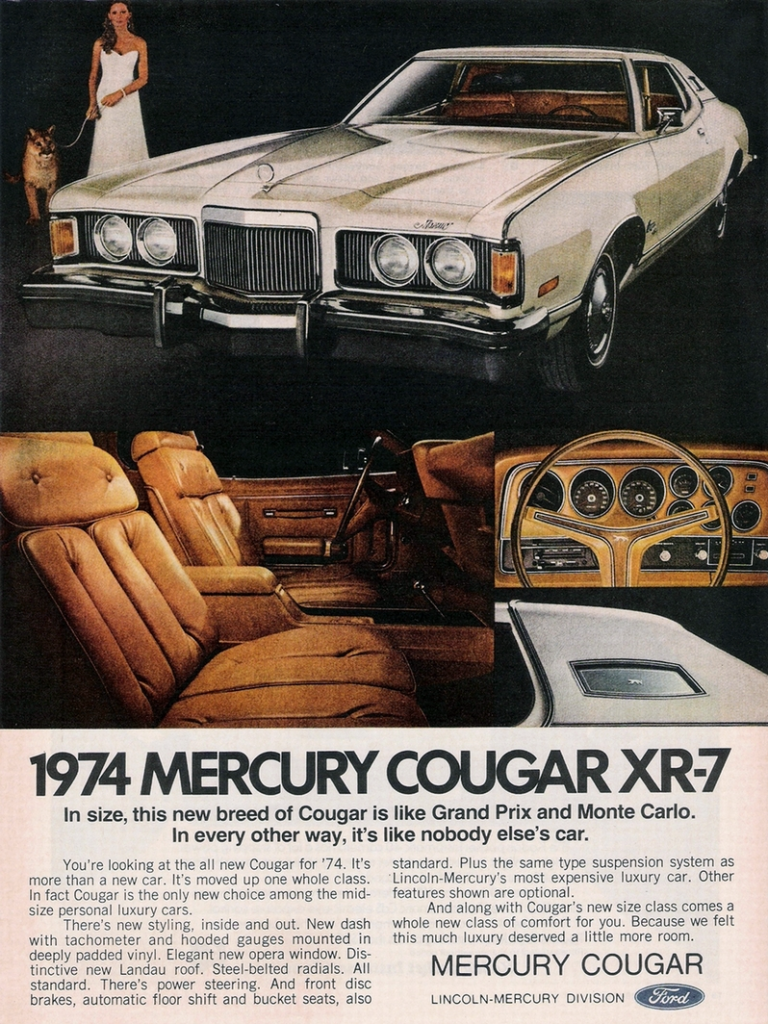 10 Classic Ads 1974 The Daily Drive Consumer Guide 174