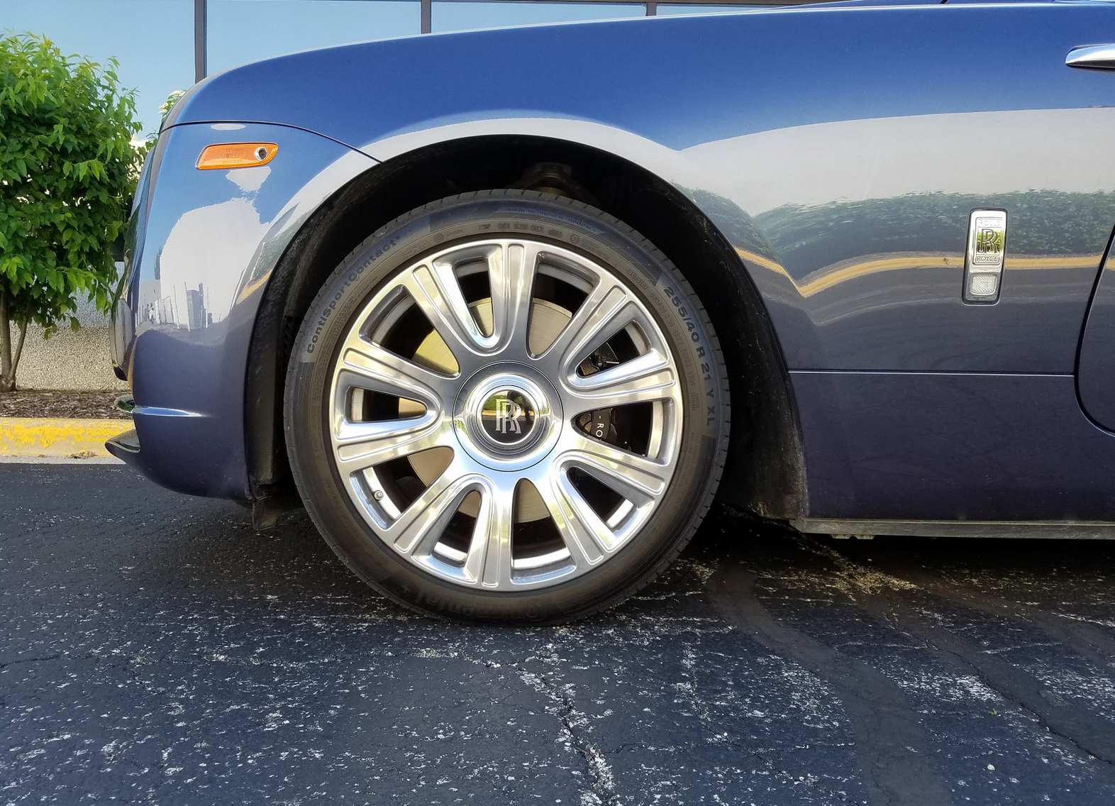 2017 Rolls-Royce Dawn Wheels