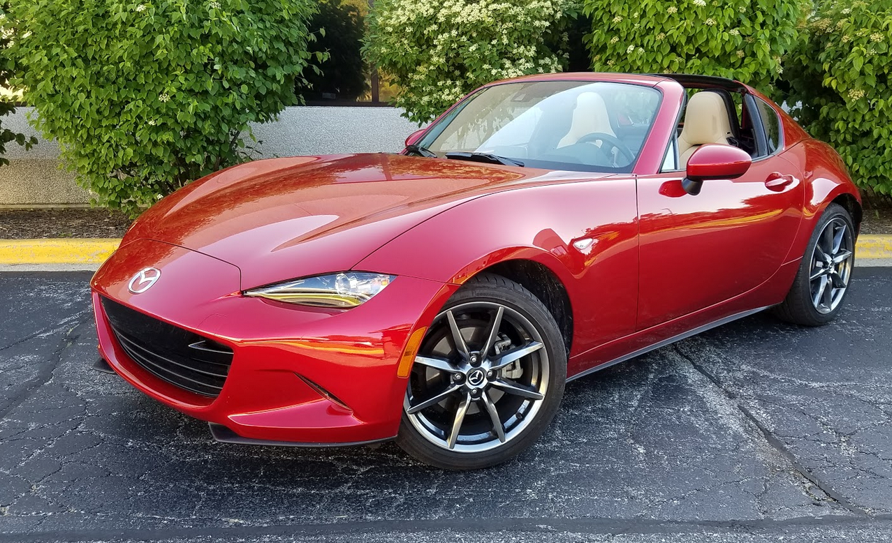 test drive 2017 mazda mx 5 miata rf the daily drive consumer guide the daily drive. Black Bedroom Furniture Sets. Home Design Ideas