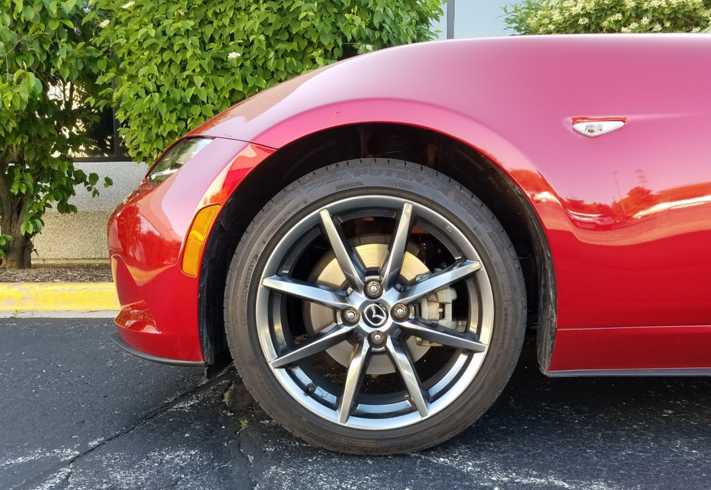 2017 MX-5 Miata Wheels