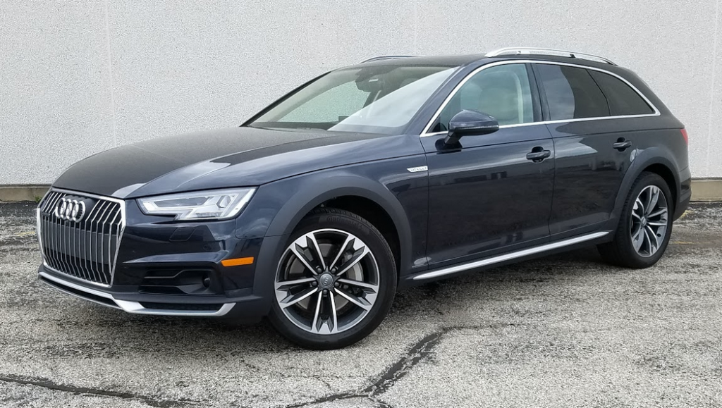 Audi A4 2 0t >> Test Drive: 2017 Audi A4 allroad | The Daily Drive | Consumer Guide® The Daily Drive | Consumer ...