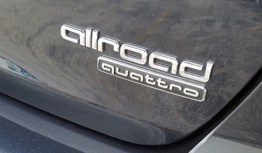 allroad badge