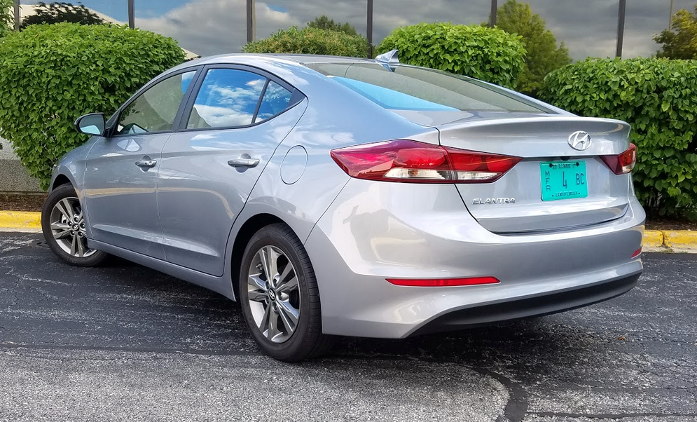Test Drive 2017 Hyundai Elantra Value Edition The Daily