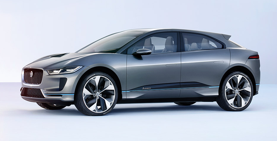 Jaguar I-Pace Concept, North American Concept Vehicle of the Year