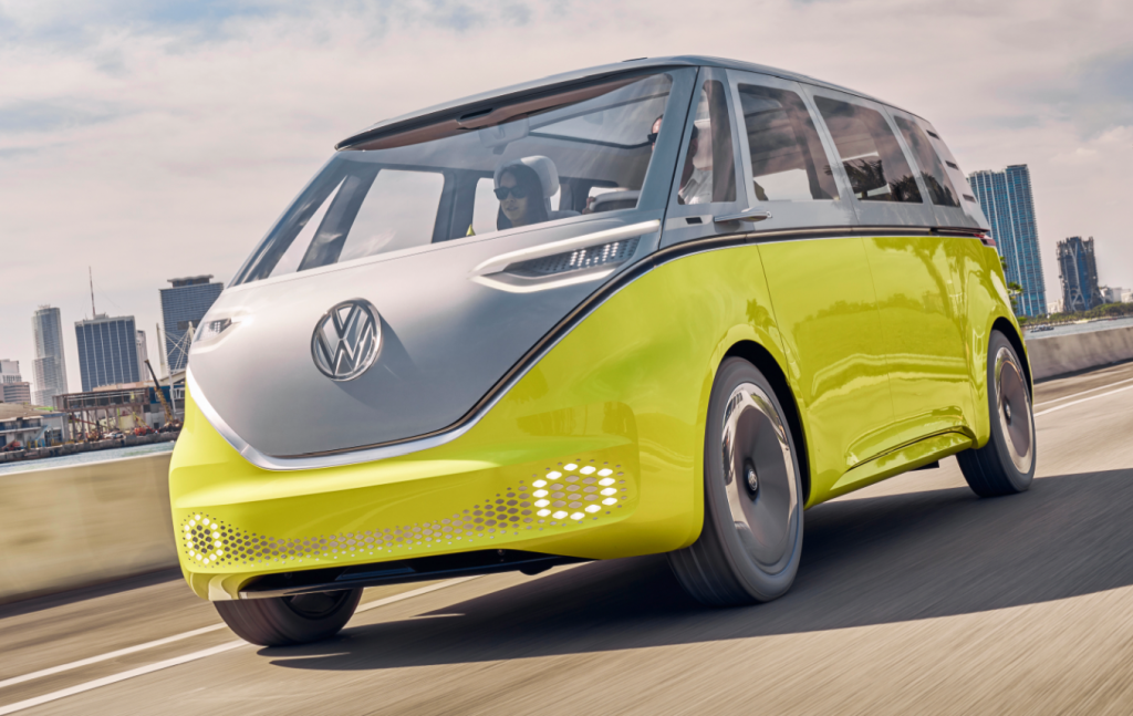 Volkswagen I.D. Buzz Concept, North American Concept Vehicle of the Year