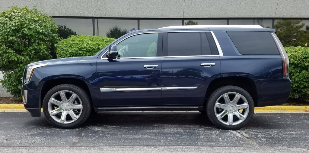 2017 Escalade, Profile