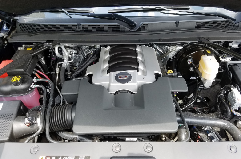 2017 Escalade Engine