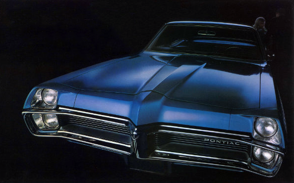 1967 Pontiac Catalina, Great Car Grilles