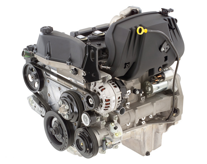 GM LLR Vortec 3700, GM 5-Cylinder Engine