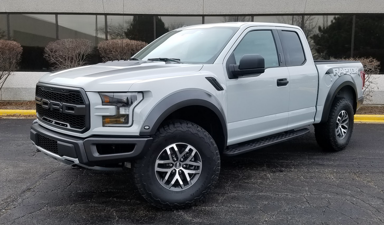 Test Drive: 2017 Ford F-150 Raptor | The Daily Drive | Consumer Guide® The Daily Drive ...