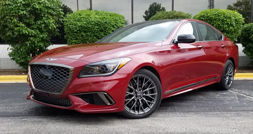 Test Drive: 2018 Genesis G80 Sport | The Daily Drive ...