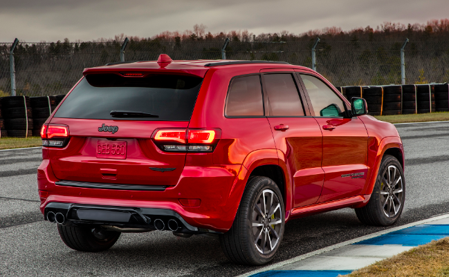 2018 jeep grand cherokee trackhawk the daily drive consumer guide. Black Bedroom Furniture Sets. Home Design Ideas