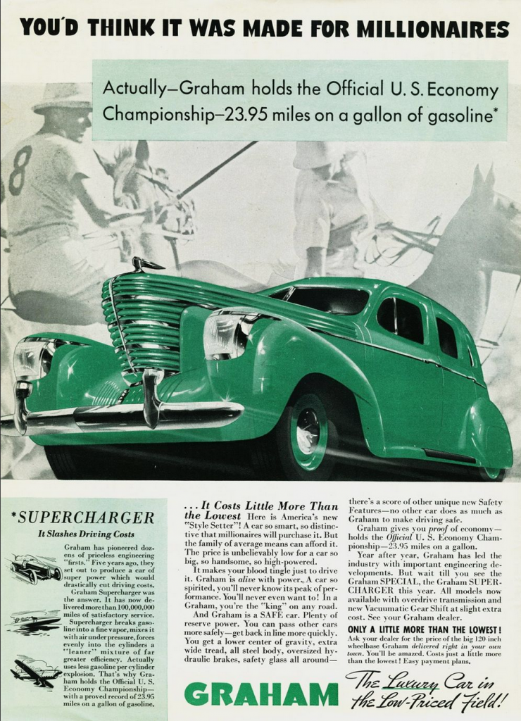 1949 Dodge Truck >> Emerald Madness! 10 Classic Ads Featuring Green Cars | The ...