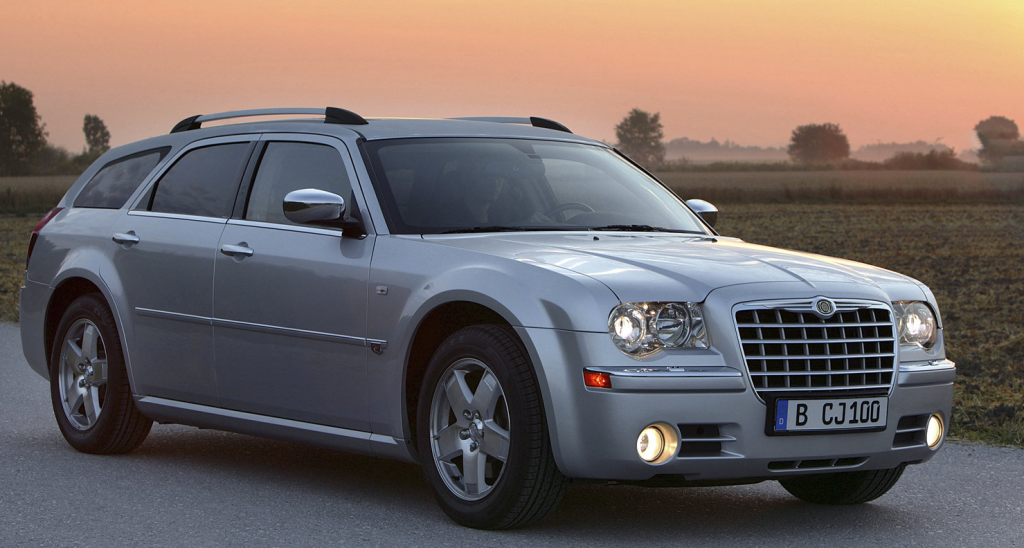 2005 Chrysler 300 C Touring, Forgotten Wagons