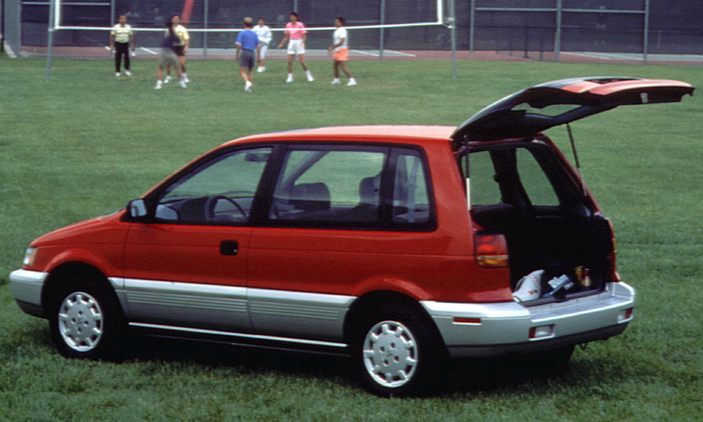 Forgotten Functionality  Recalling The 1994 Eagle Summit Wagon  Mitsubishi Expo  And Plymouth