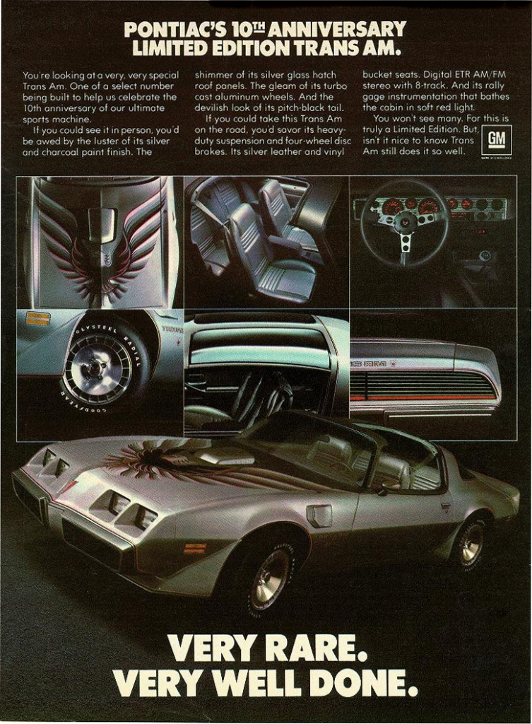 Model Year Madness 10 Classic Sporty Coupe Ads From 1979
