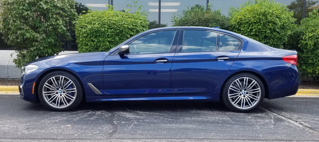 Test Drive: 2018 BMW M550i xDrive | The Daily Drive ...