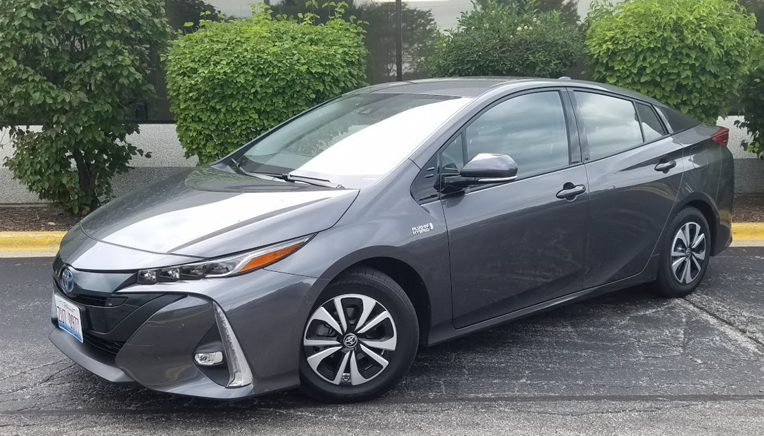 2017 Toyota Prius Prime Advanced The Daily Drive Consumer Guide