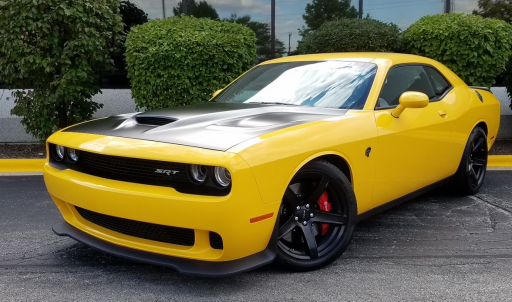 Challenger Yellow Jacket >> SRT Archives - The Daily Drive | Consumer Guide® The Daily Drive | Consumer Guide®