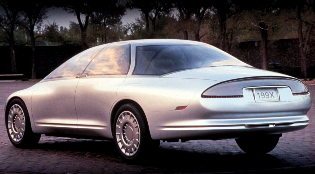 Oldsmobile Tube Car Concept