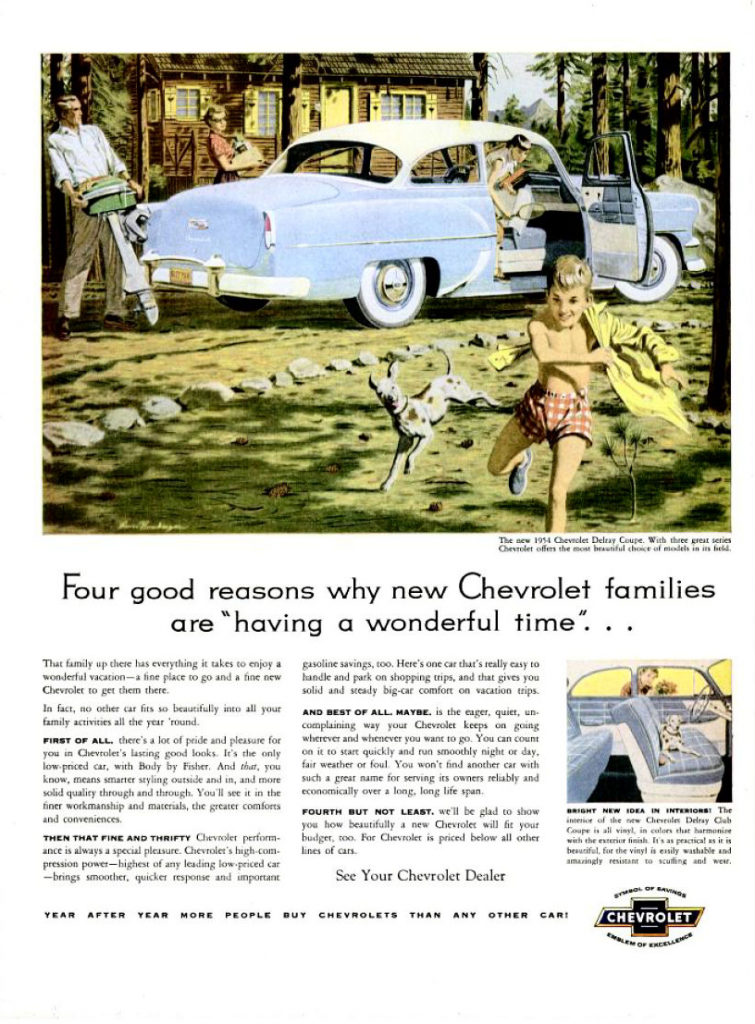 canine madness  classic car ads featuring dogs  daily drive consumer guide  daily