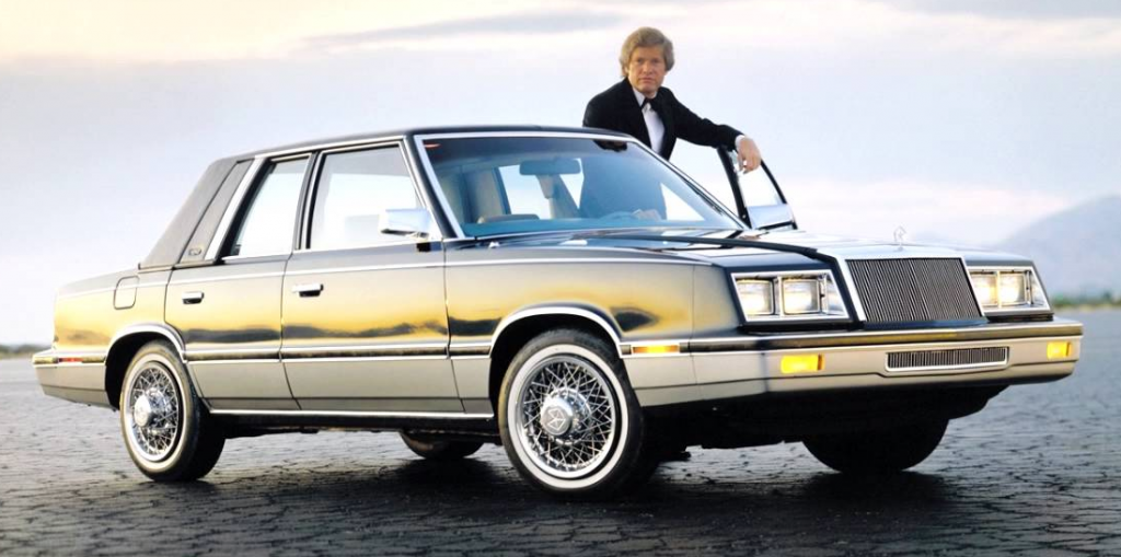 1982 Chrysler LeBaron Sedan
