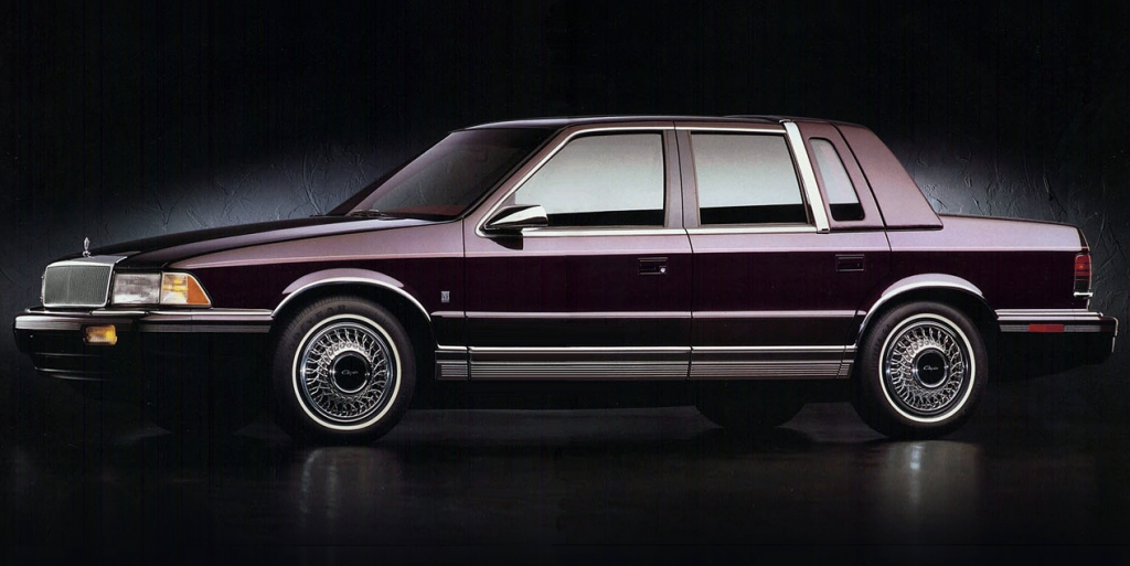 1990 Chrysler LeBaron Sedan