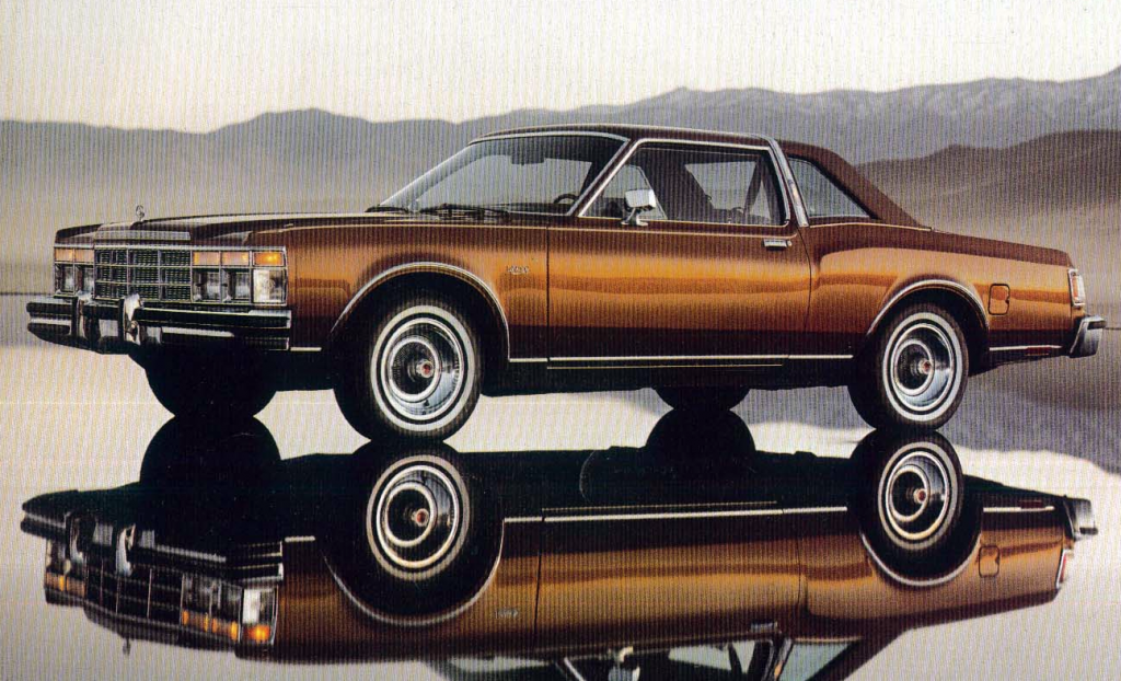 1977 Chrysler LeBaron Coupe
