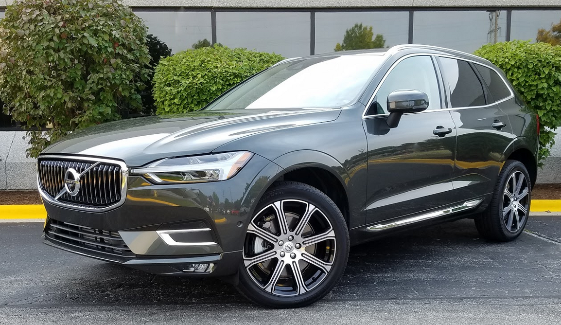 Test Drive: 2018 Volvo XC60 T6 Inscription | The Daily Drive | Consumer Guide® The Daily Drive ...