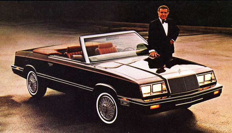 1983 Chrysler LeBaron Convertible