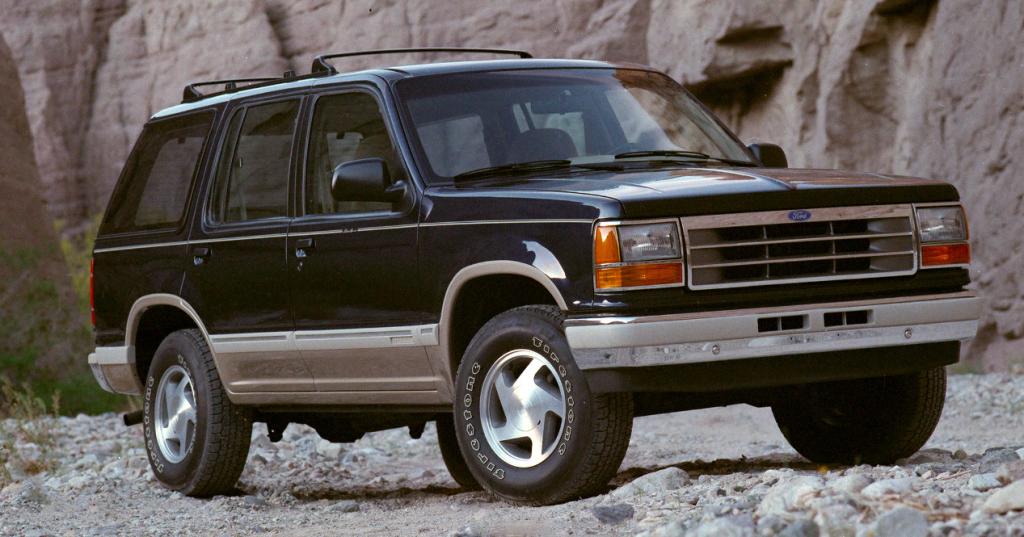 The 4 Most Important Vehicles of the Past 30 Years | The Daily ...