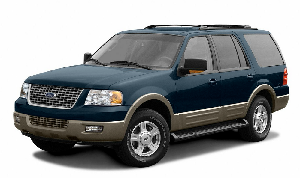 2004 Ford Expedition NBX