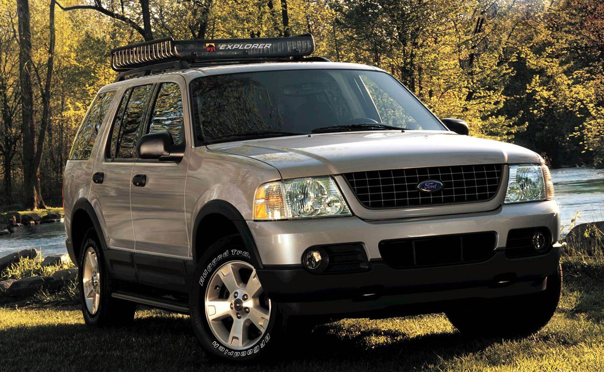 forgotten trim level 2003 2004 ford explorer nbx the daily drive consumer guide the daily. Black Bedroom Furniture Sets. Home Design Ideas